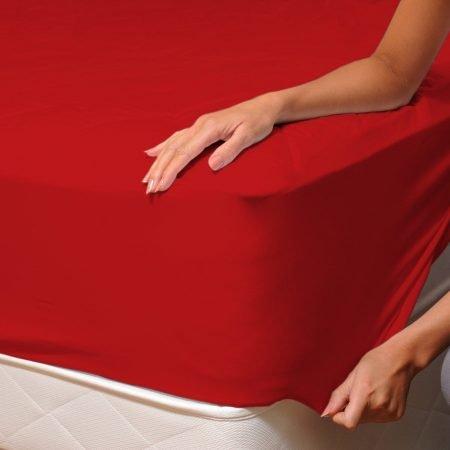 Jersey hoeslakens - per kleur