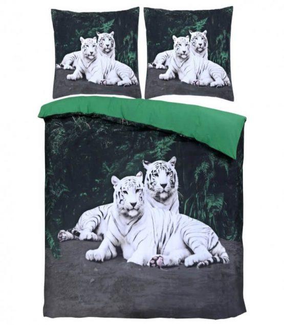 Tiger love dekbedovertrek