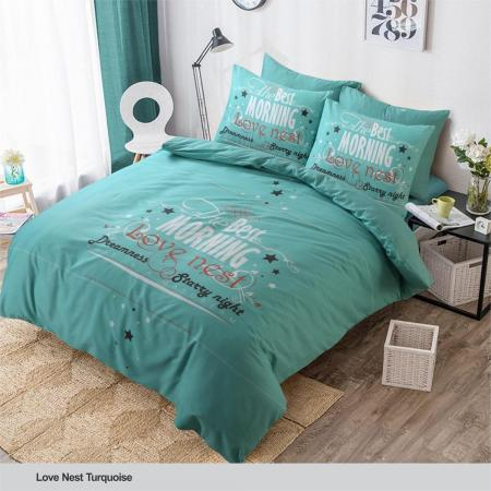 Love Nest Turquoise png