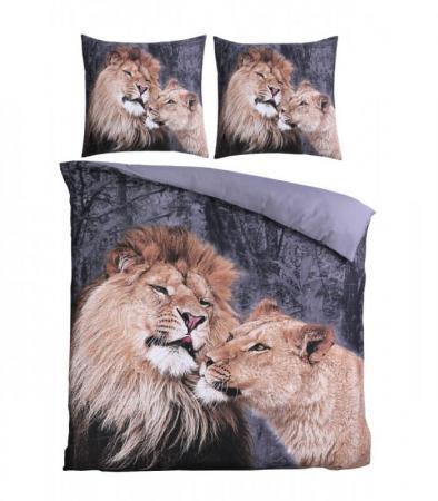 leeuwen dekbedovertrek